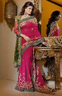 Beautiful Sarees for Brides