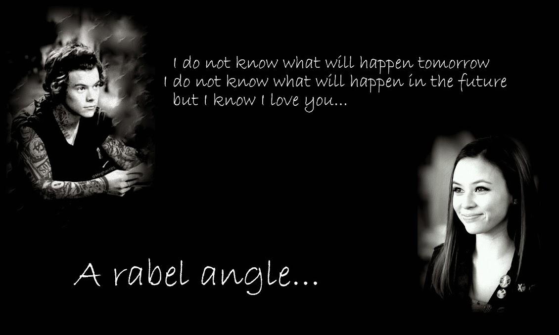 A rabel angle...