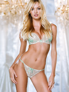 Candice Swanepoel Victoria's Secret Lingerie Photoshoot November 2012