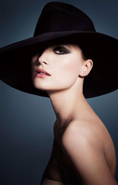otono 2012 maquillaje armani