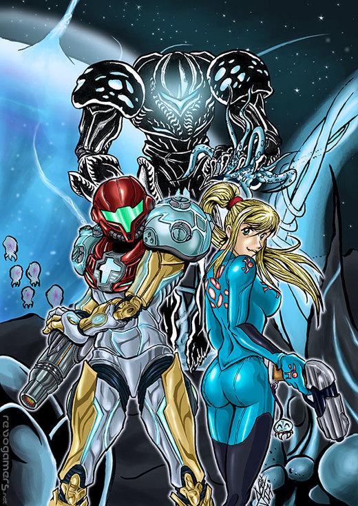 Metroid Prime Corruption por Noelet