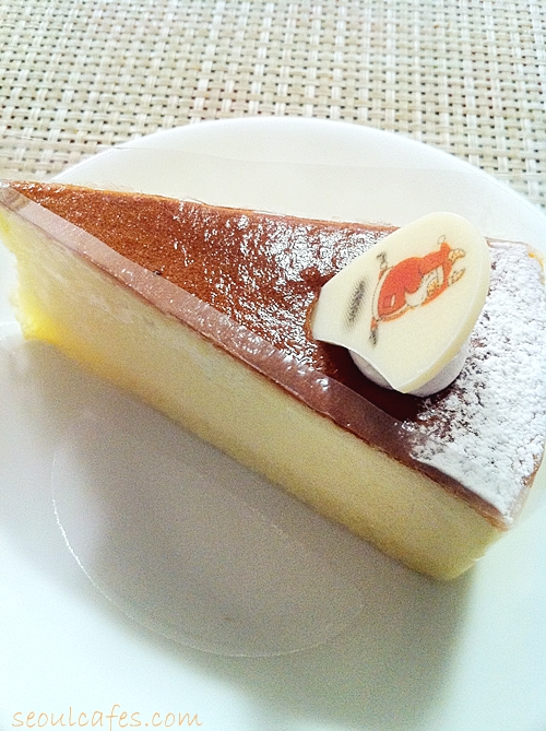 paris baguette cake cheesecake korea seoul dessert cafe