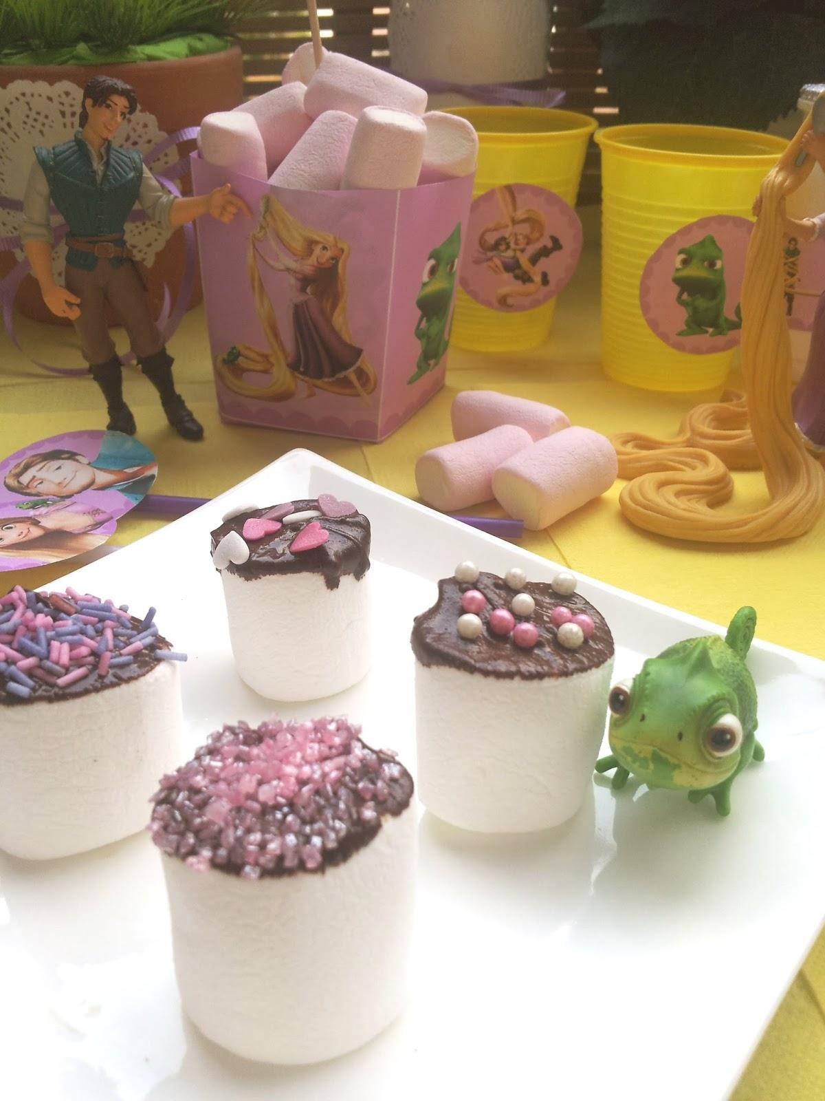 Ideas para preparar una fiesta rapunzel for Cosas de decoracion