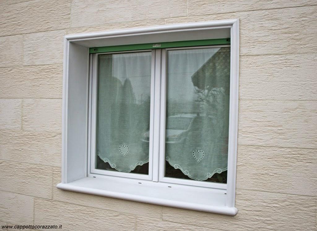 Cappotto termico fai da te coibentazione in classe a - Pannelli oscuranti per finestre ...