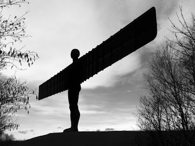 Angel of the North, Gateshead, Antony Gormley, North East England, about Britain