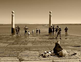 Si alguna vez nací, nací en Lisboa.