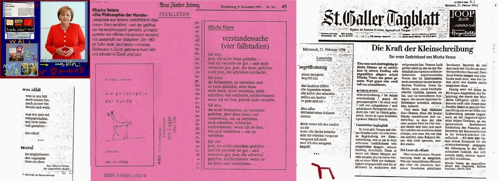 herz-zeitalter, gedicht 1993 von mischa vetere angela merkel wiederwahl jubiläum 2013 mrr begräbnis