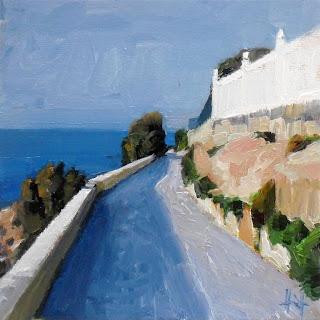 Coastal Path by Liza Hirst
