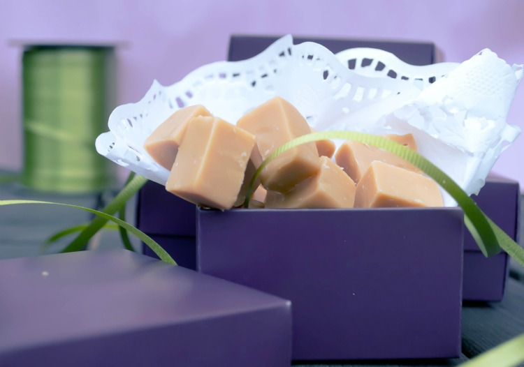 fudgemorado Caramel Fudge