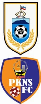 Sabah lwn PKNS FC