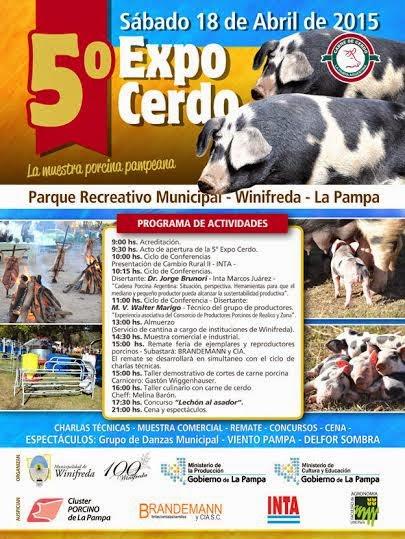 5º Expo Cerdo