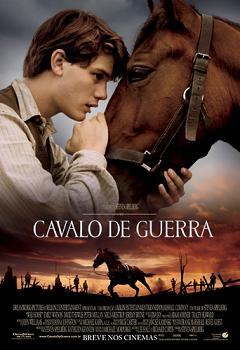 filme cavalo de guerra poster cartaz