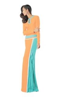 classy modern baju kurung design baju raya