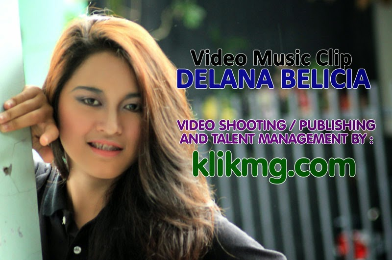Video Klip Music Intrumental - DELANA BELICIA - Model Purwokerto, Model Banyumas, Model Indonesia - Shooting oleh klikmg video shooting