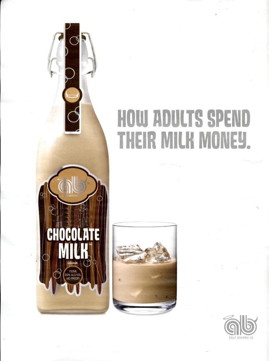 Stefanie's Portfolio: Original Spoof Ad: Alcohol Companies Target ...