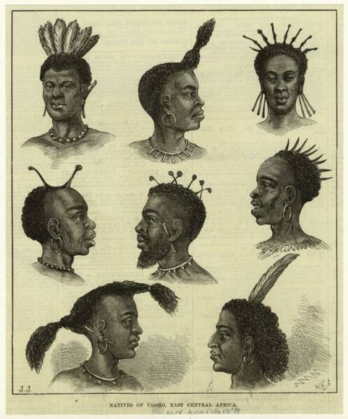 What you think?: African Hairstyles Before Slavery