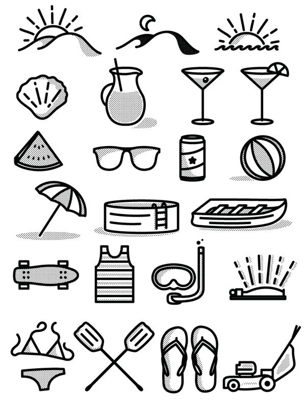 Free Summer icon