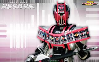 Kamen Rider Decade Ep 1-31 [English Sub]