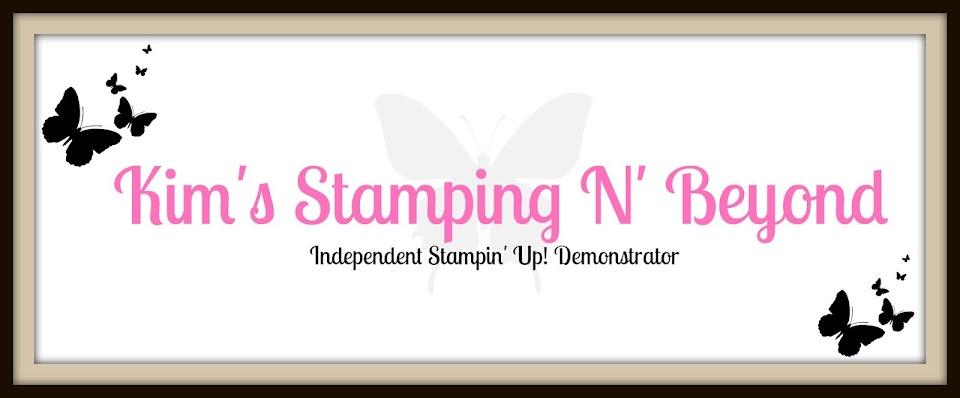 Kim's Stamping N' Beyond
