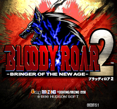 Bloody Roar 2 Game Free Download Full Version For PC