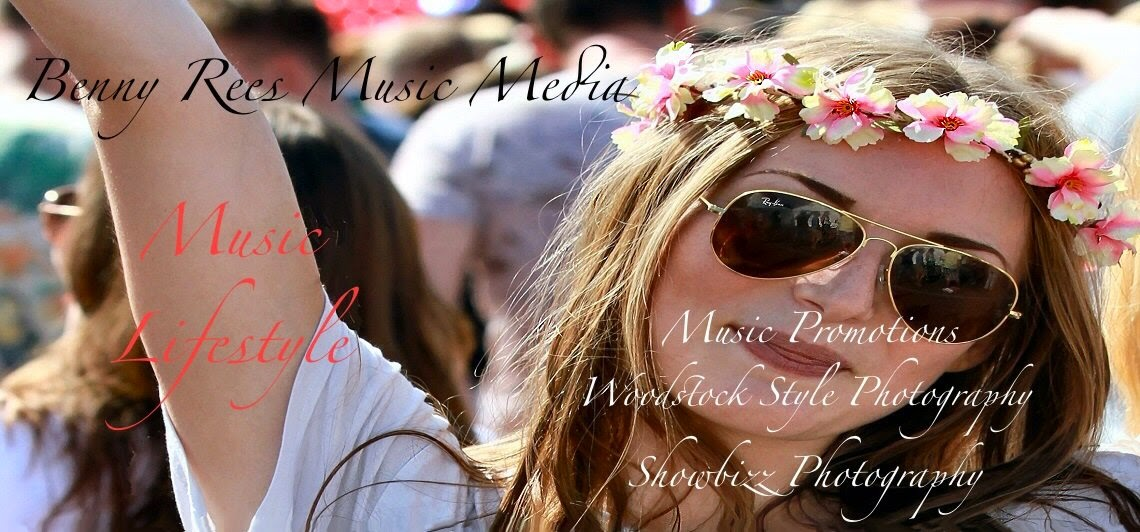 Benny Rees Music Media  and  Woodstock Style Photography