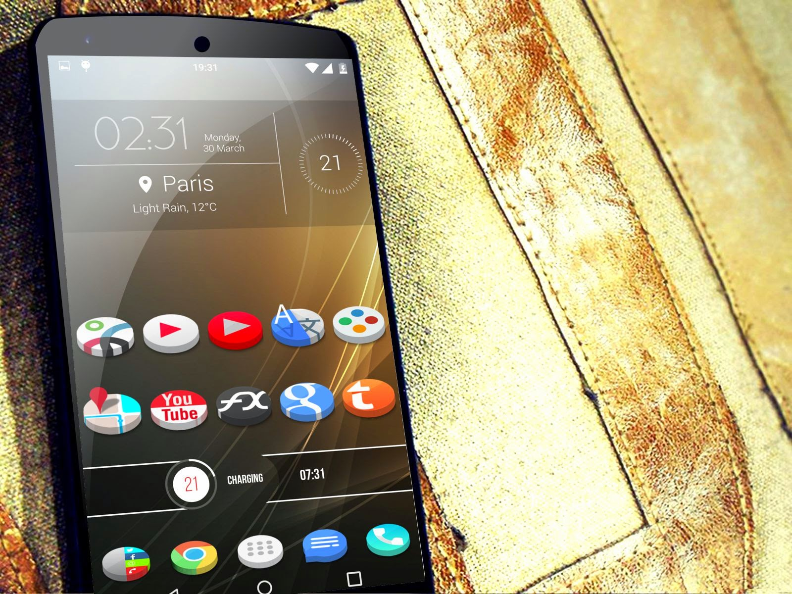 Themes For Android 3d Icon Pack To Go Launcher Action Launcher Nova
