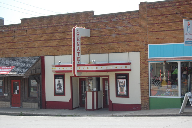 Small Town Movie Theaters