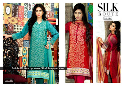 Bonanza Pret Eid Collection 2015