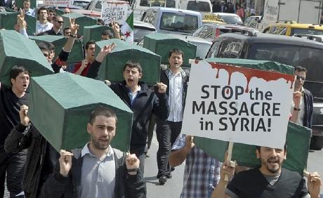 Klimaks Krisis Politik Suriah