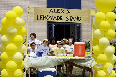 Alex's Lemonade Stand Foundation: May 2011