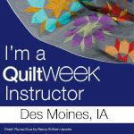 AQS Quilt Show Des Moines