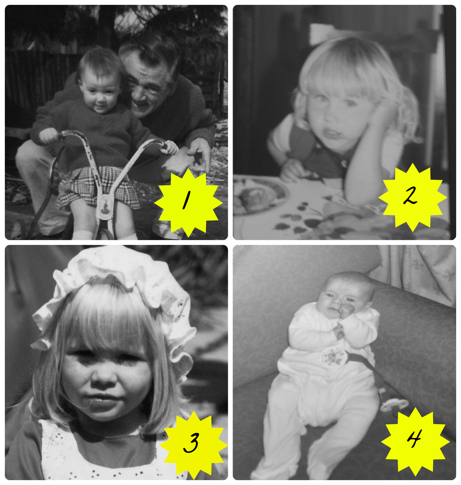 Guess the Baby #01