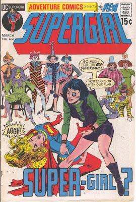 Supergirl's Adventure Comics #404, Starfire