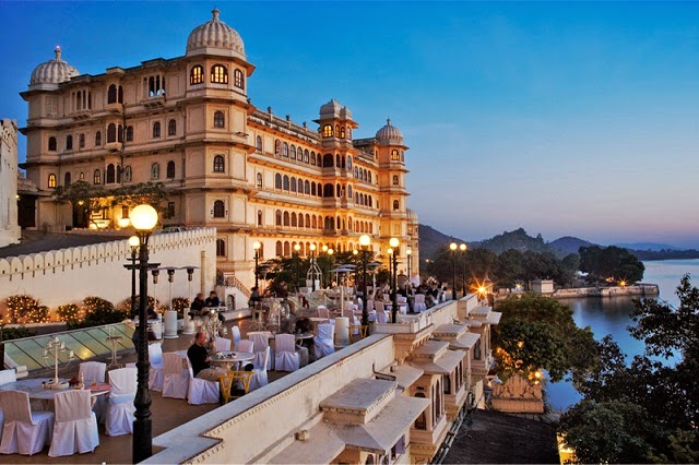 Hotel Fateh Prakash Palace - the grand heritage palace in Udaipur, Rajasthan