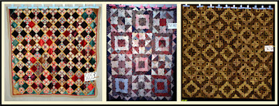 Log Cabin Quilt Collage 3