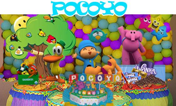 Organizacion de fiestas infantiles. decoracion y animacion para ...