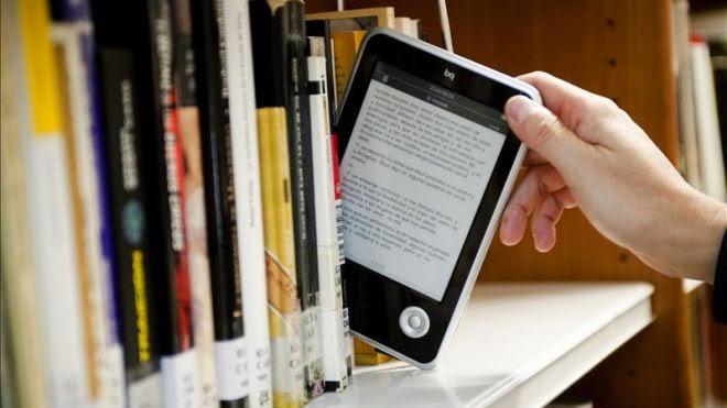 ¿E-book o libro impreso?