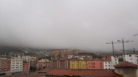 Desciende la niebla