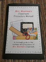 Using a procedure manual with all classroom procedures is a great way to get the students to buy in to rules in fifth grade.