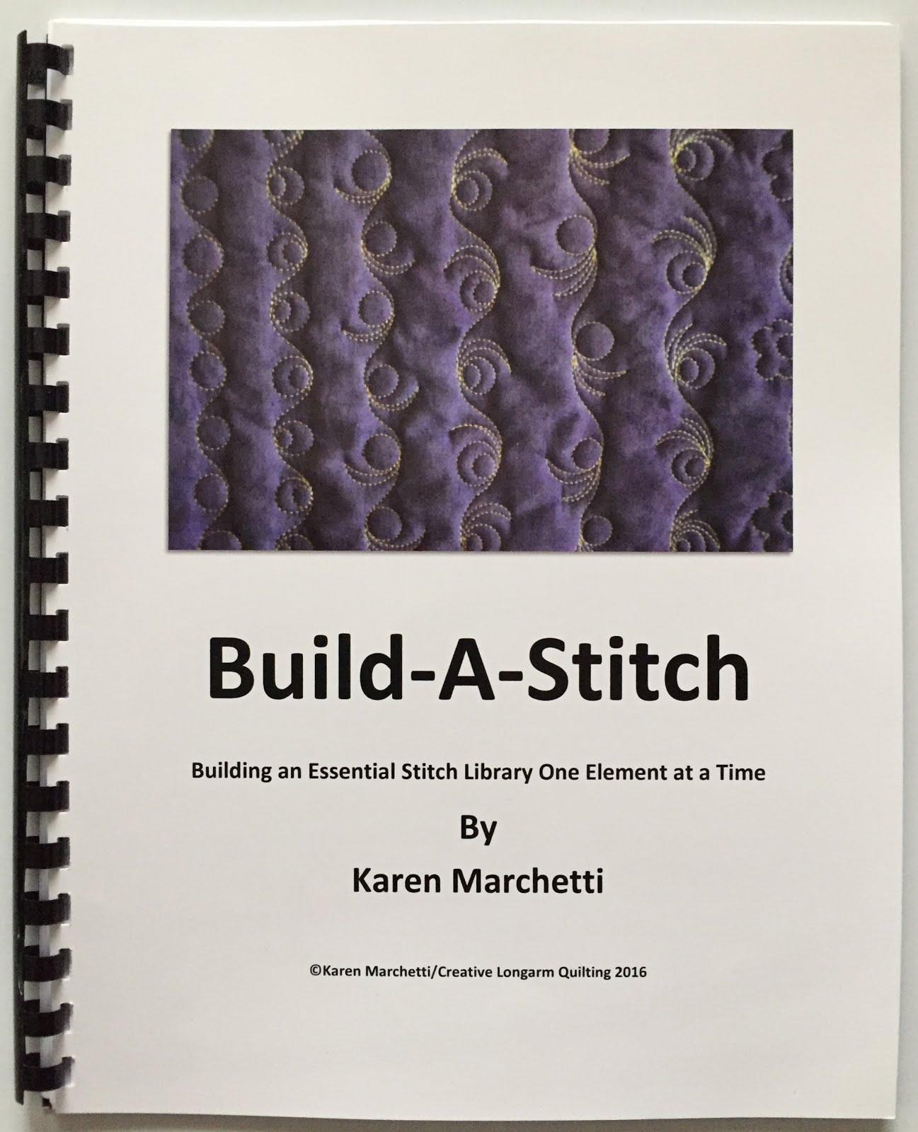 Build-A-Stitch Workbook