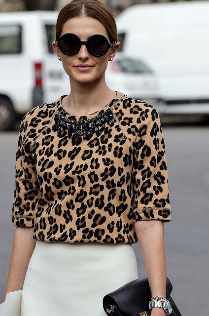 moda leopard print onca
