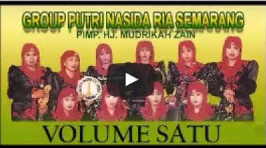 Kumpulan Lagu Ramadhan Qasidah Nasida Ria ツ►► Volume 1 (Qasidah Nonstop)