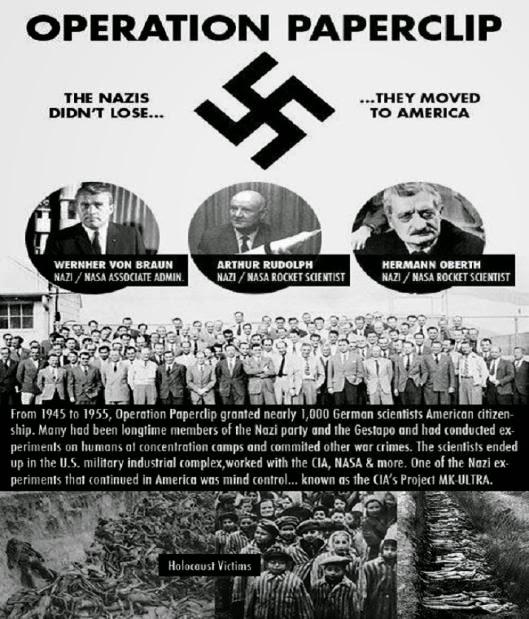 Proyek Rahasia CIA Yang Akhirnya Terbongkar