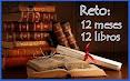 RETO 12 MESES DOCE LIBROS.