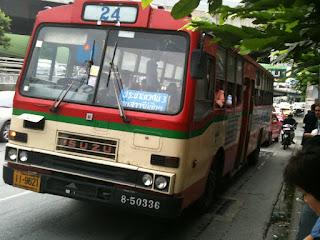 Tajlandia 2011: tak to się zaczyna 9
