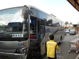 Daftar Rute Damri Bandara Soekarno Hatta