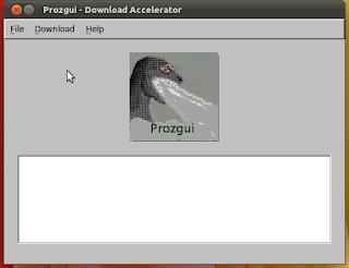 tampilan prozgui