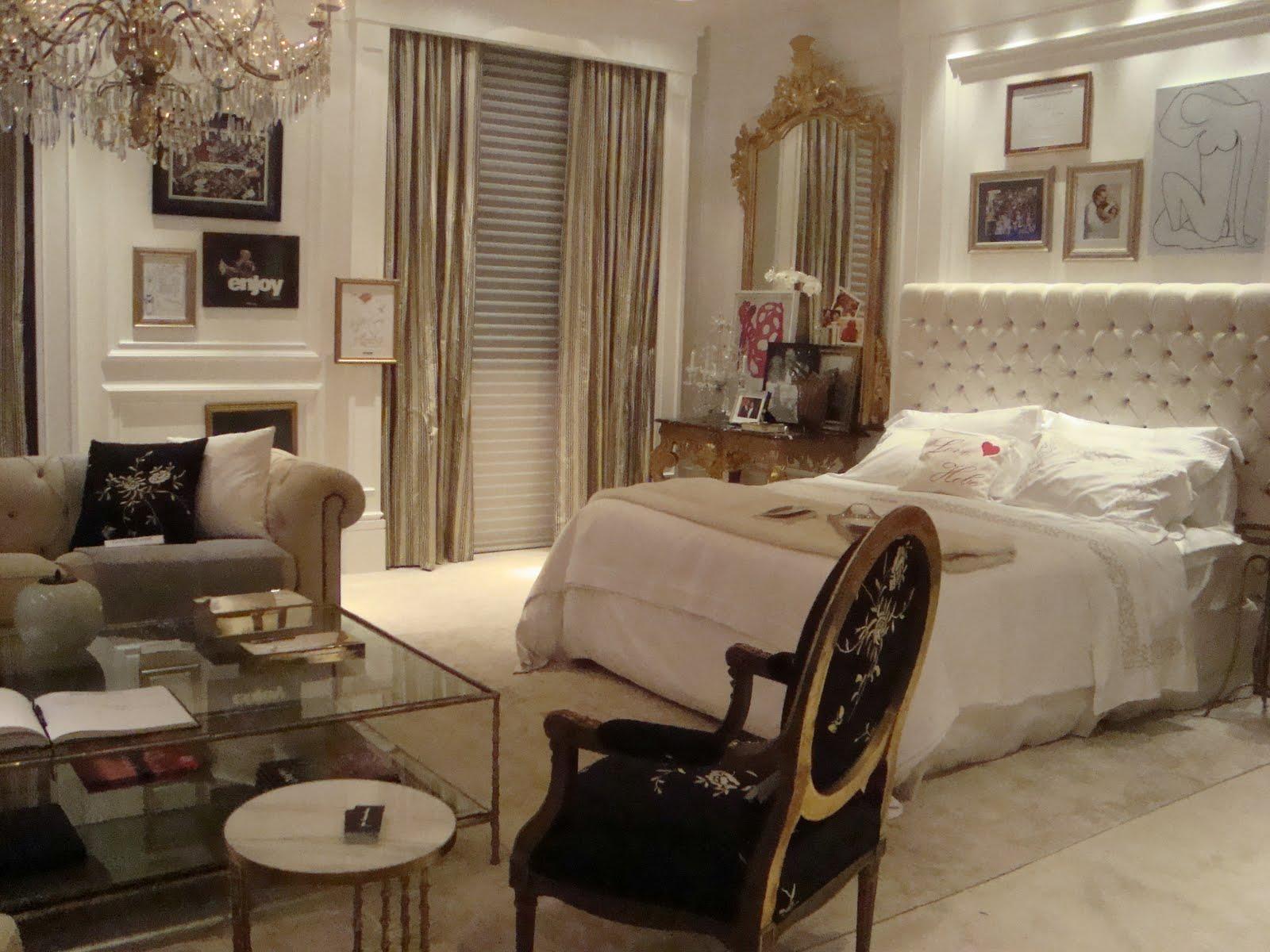 decoracao de interiores estilo classico : decoracao de interiores estilo classico:dicas-de-decoracao-de-quarto-casa-cor-2009-suite-hebe-camargo-joao