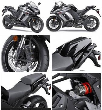 2012 Kawasaki Ninja 1000 cc features
