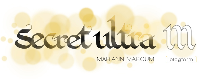 Secret Ultra M | Mariann Marcum